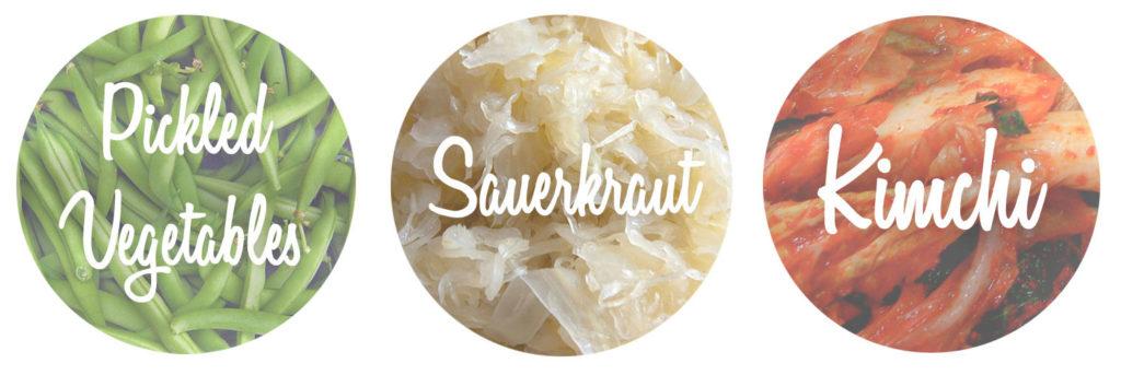 Home Fermentation Sauerkraut Kimchi Pickles Fermented Foods