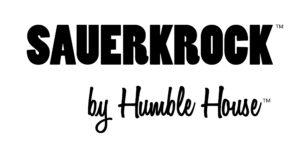 Humble House Sauerkrock Fermentation Crock Sauerkraut Kimchi Pickles Text Logo