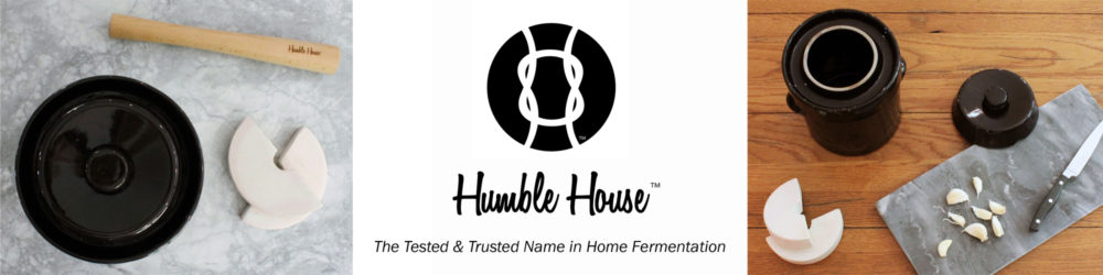 Humble House Home Fermentation Store Banner
