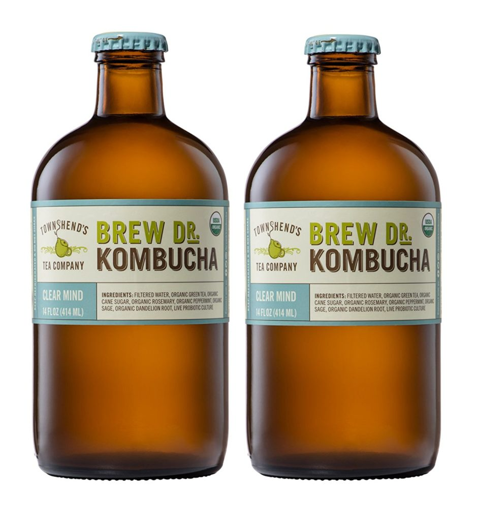how to make kombucha if your house is cold